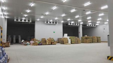上海佳杜实业二期2000平米物流冷库工程案例